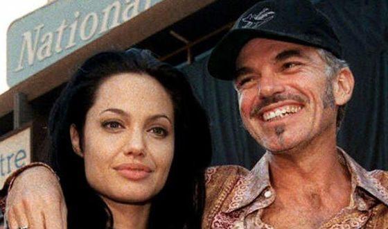Билли Боб Торнтон и Анджелина Джоли были женаты 3 года
