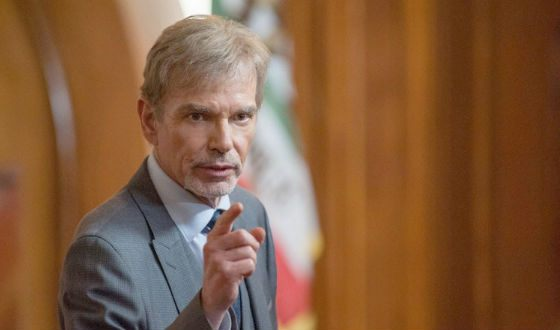 В «Голиафе» Билли Боб Торнтон сыграл гениального адвоката