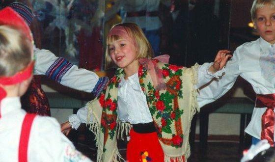 В детстве Зоя Бербер занималась танцами