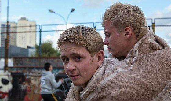 Александр Мельников на съемках второго сезона «ЗКД»