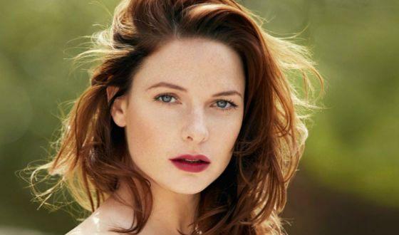 У актрисы Ребекки Фергюсон очень утонченная внешность