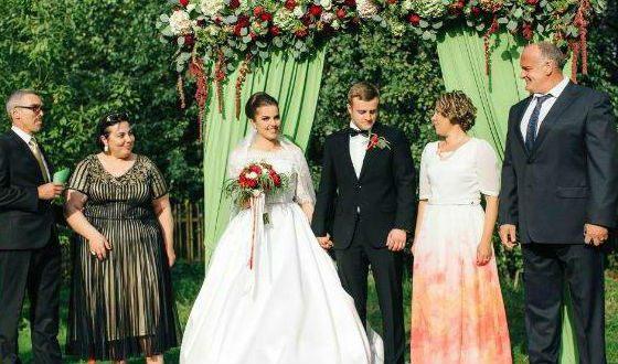 Фото со свадьбы Игоря Огурцова