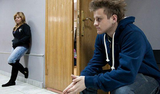 Кадр из сериала «Школа»
