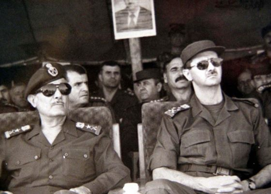 Башар Асад стал преемником своего отца
