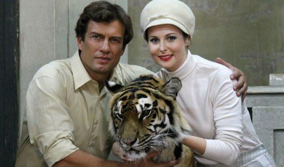 Андрей Чернышов в сериале «Маргарита Назарова»