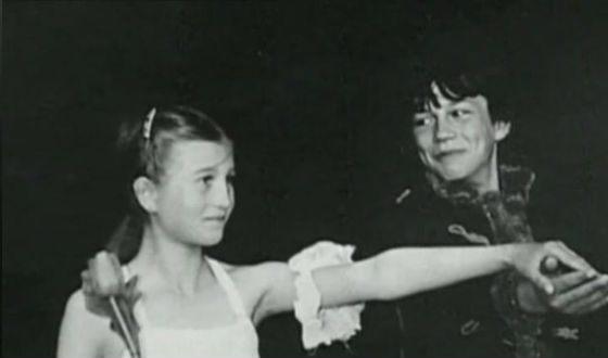 Андрей Чернышов начал играть в театре в школьные годы