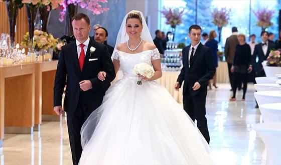 Свадьба Марии Максаковой