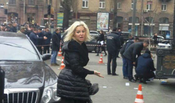 Мужа Марии Максаковой убили в марте 2017 года