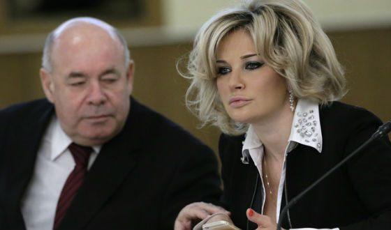 Депутат Мария Максакова