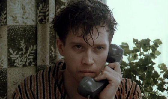 Популярность актеру принес фильм «Любовь» (1991)