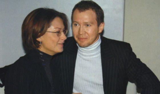 Евгений Миронов и Алена Бабенко