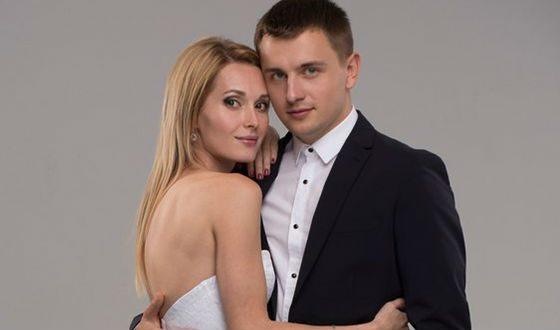 Аида Николайчук и ее муж Никита Подольский