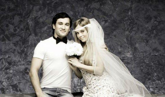 На фото: Юрий Бардаш и певица Люба Юнак