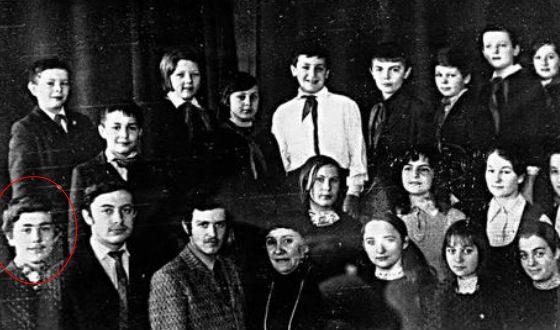 Сергей Маковецкий и театральный кружок его школы