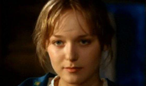 Первая роль Виолетты Давыдовской в кино («Час быка», 2003)
