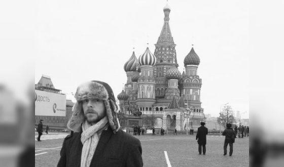 Саймон Пегг в России