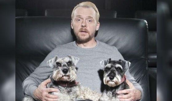 Собаки Саймона Пегга