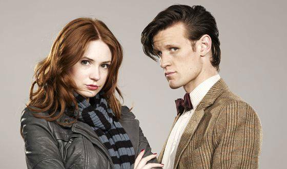 Карен Гиллан и Мэтта Смита многие считают лучшей парой «Доктора»