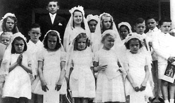 В детстве Джек Николсон пел в церковном хоре