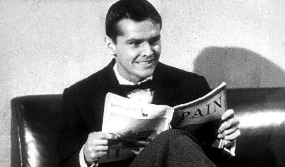 1958 год: первая роль Джека Николсона в кино