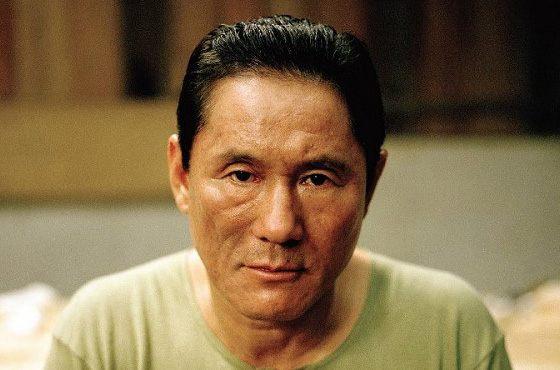 Такеши Китано долгое время работал на телевидении