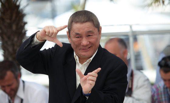 Такеши Китано продолжает пополнять свою фильмографию