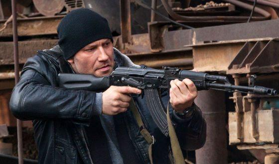 Кадр из сериала «Другой майор Соколов»