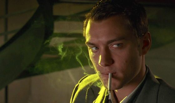 Кадр из фильма «Гаттака» (1995)