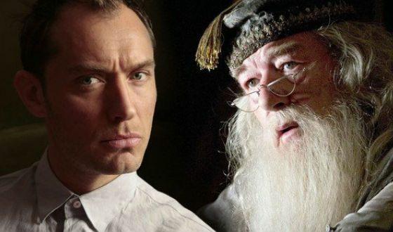 Джуд Лоу сыграет молодого Дамблдора