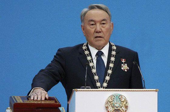 В 2015 году Нурсултану Назарбаеву исполнилось 75 лет
