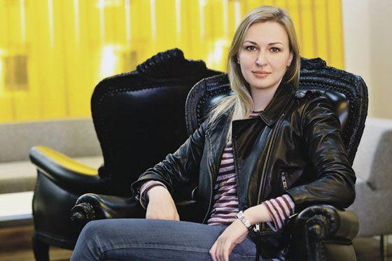 Рост Анны Тараторкиной 170 см