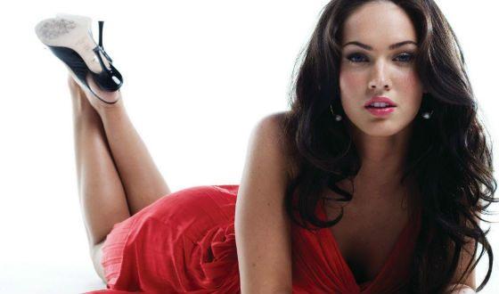 Актриса и модель Меган Фокс