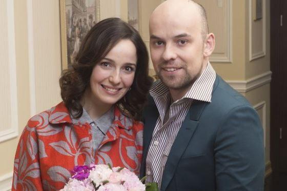 Валерия Ланская и ее муж Стас Иванов