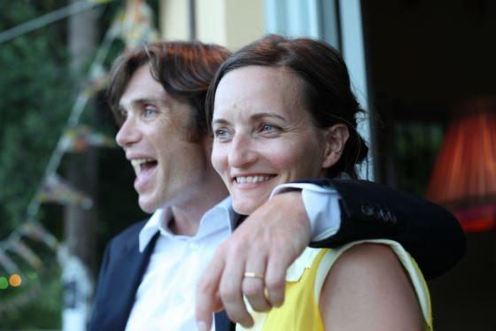 Киллиан Мерфи с женой
