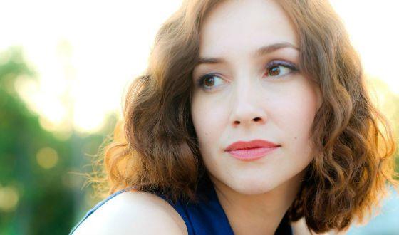 Российская актриса Ольга Филиппова