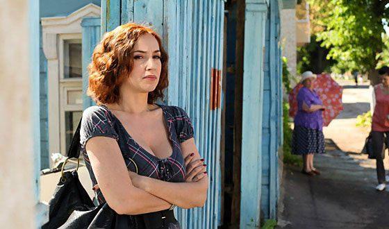 Ольга Филиппова в сериале «Измена»