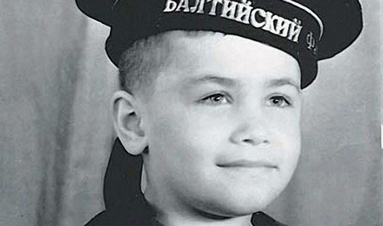 Детское фото Николая Расторгуева