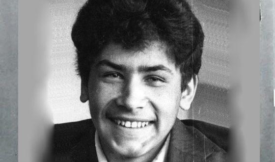 Молодой Николай Расторгуев