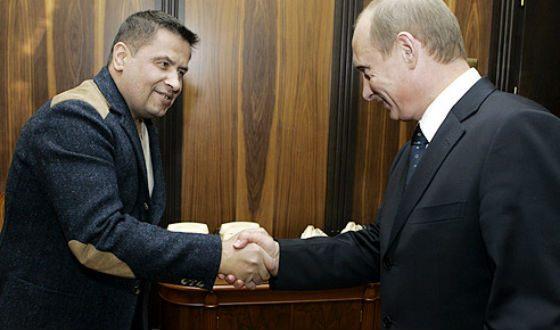 «Любэ» – любимая группа Путина