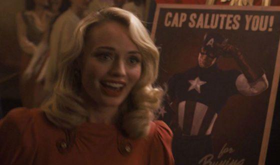 Лора Хэддок в «Первом мстителе»