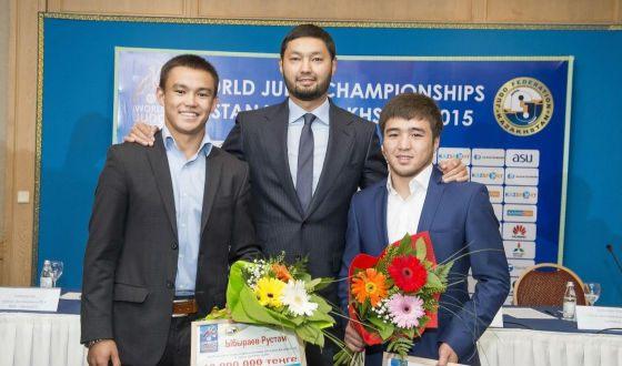 Бизнесмен занимается популяризацией спорта в Казахстане