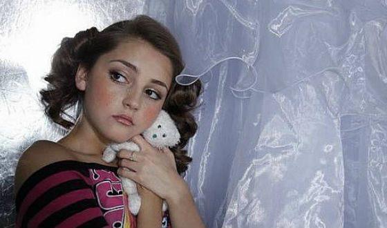 Дебютом Анны стал сериал «Самая красивая»