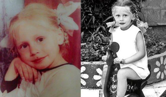 Детские фото Натальи Рудовой