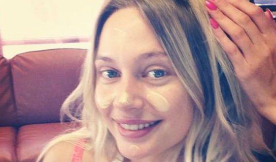 Наталья Рудова без макияжа