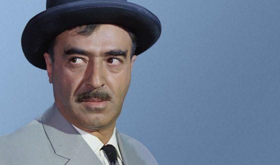 Владимир Этуш сыграл более 50-ти ролей в кино