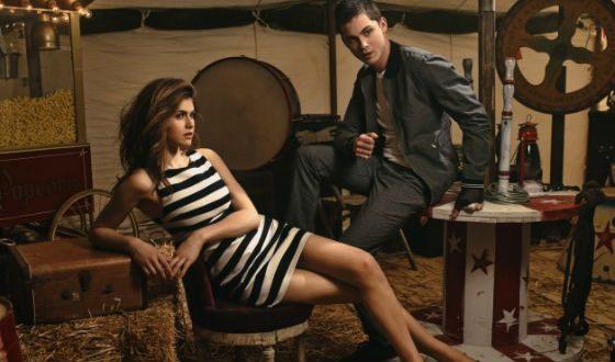 Александра Даддарио и Логан Лерман встречались 4 года
