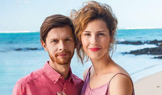 Ирина Горбачева и ее муж – актер Григорий Калинин