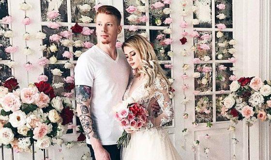 В 2017 году Никита и Алена поженились