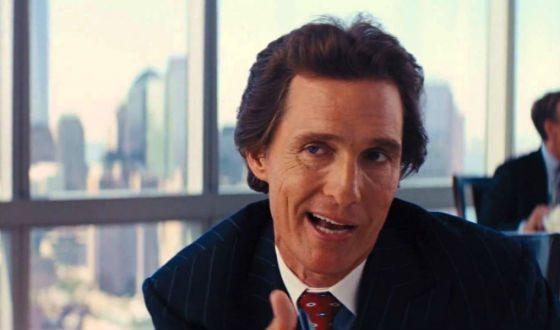 Кадр из фильма «Волк с Уолл-стрит»