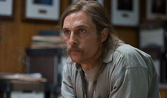«Настоящий детектив»: Мэттью МакКонахи в роли Раста Коула